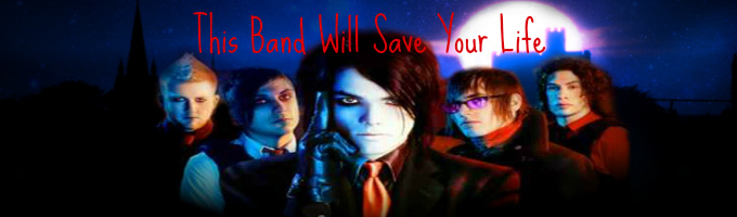 This Band Will Save Your Life (Frank Iero fanfic)