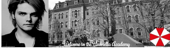 Welcome to the Umbrella Academy