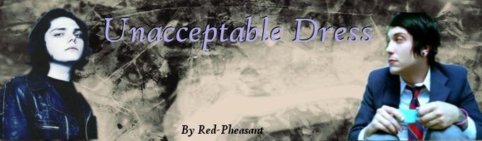 Unacceptable Dress