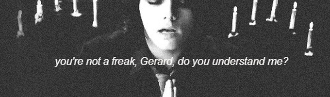 Your eyes are vacant & stained (frerard)