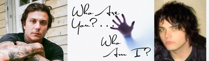 Who are you?...Who am I? (RE-WRITE!)