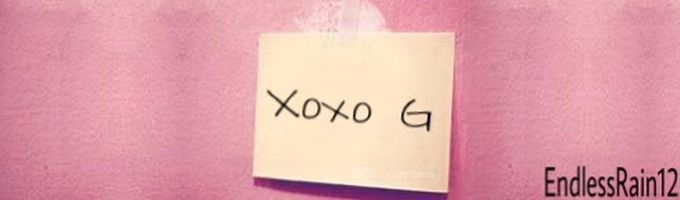 "Who is ""xoxo G""?"