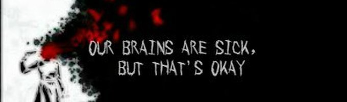 Our brains are sick, but that's okay, chapter 2 - My Chemical